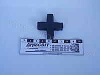 Муфта гибкая (крест) 43*10*10 (шт.) трактора, грузовой машины, автобуса, тягача, спецтехники, комбайна, экскаватора, погрузчика