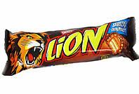 LION  King Size Арахис шоколадный батончик 60 грамм