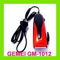 Профессиональная машинка для стрижки волос GEMEI GM-1012