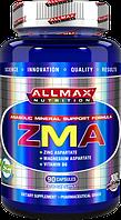 Allmax ZMA 90 caps, фото 1