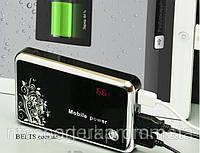 Солнечное устройство для мобильной и цифровой техники  Mobile Power - Мобайл Павер 11000 мАч