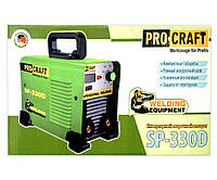 Сварочный инвектор Procraft SP 330D