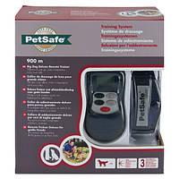 PetSafe Deluxe Remote Trainer ПЕТСЕЙФ ДЕЛЮКС ТРЕНЕР электронный ошейник для собак крупных пород, до 900 м, 8 уровней воздействия, кнопка усиления, 80