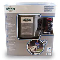 PetSafe Wireless Containment System ПЕТСЕЙФ БЕСПРОВОДНОЙ ЭЛЕКТРОННЫЙ ЗАБОР для собак весом от 3,6 кг, от 1,5м до 27,5м, 5 уровней воздействия