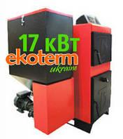 Пеллетный котел Termodinamik серии EKY/S -17 кВт (отопительный)