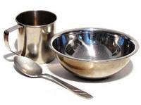Посуда, казаны, кастрюли   Нержавейка