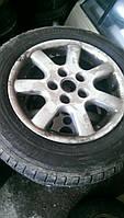 Диски колесные VW Transporter T4 R15 б/у 4шт