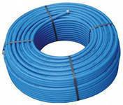 Труба полиэтиленовая пэ 80 люкс синяя 110 pn6*5,3