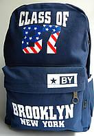 Городской рюкзак BROOKYN Baiyun синий