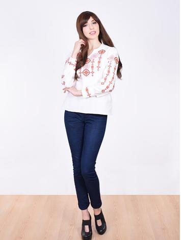 """Блуза  вышиванка """"  Бусинка  """", фото 2"""