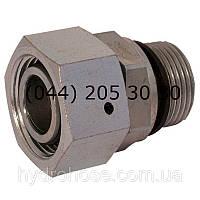 Стояковый соединитель для металла, DKOL x BSP, 6083, фото 1
