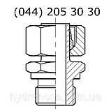 Стояковый соединитель для металла, DKOL x BSP, 6083, фото 3