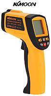Пирометр GM700 KKMOON (бесконтактный термометр) -50°С +700°С. Изменяемый коэффициент излучения