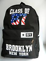 Городской рюкзак BROOKYN Baiyun черный