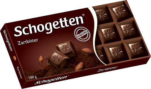 Темный шоколад Schogetten Dark Chokolate100g (Германия)
