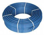 Труба пэ синяя д 63 pn10*4,7 (вторичка)