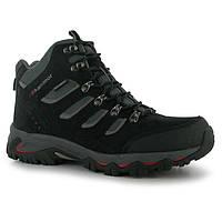 Ботинки мужские Karrimor Mount Mid Black, размер 42