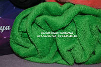 Чехол на кушетку (махра) Зелёный