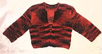 Женское вязанное болеро р-р 44-46