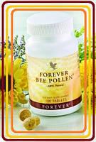 Органическая Пчелиная Пыльца, США, Forever Bee Pollen, 100 табл.