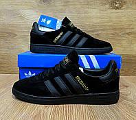 Кроссовки Adidas Spezial Black РАСПРОДАЖА 44(28.5)