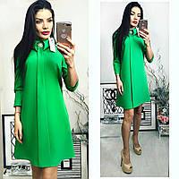 """Платье женское, модель 770, """"трава"""", фото 1"""