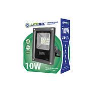 Светодиодный прожектор 10W LEDEX Standart SMD slim