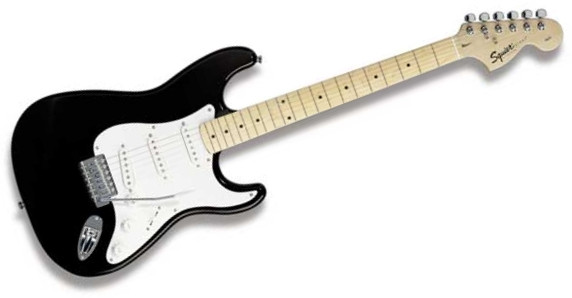 Электрогитара Fender SQUIER AFFINITY STRATOCASTER MN