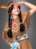 Детский карнавальное платье для образа индейца