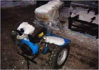 Мотоблок Кентавр МБ 2091Д-2 (колеса 5.00-12 (2)) в сборе (ДТЗ)
