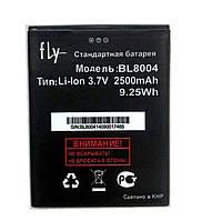 Аккумулятор (батарея) Fly IQ4503 Era Life 6 / BL-8004 (2500 mAh)
