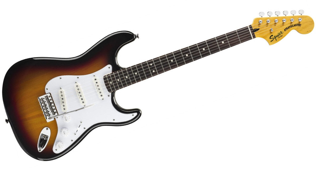 Электрогитара Fender SQUIER VINTAGE MODIFIED STRAT RW