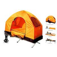Туристическая раскладушка с палаткой Bestway 67385, оригинал