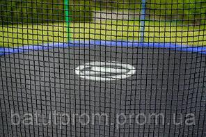 Спортивный батут 427 см с сеткой и лесенкой, фото 3