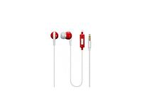 Наушники Samsung P1000 EHS60ANNBECSTD red