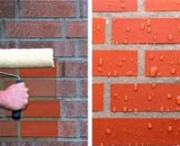 Гидрофобизация фасада , поверхности