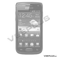 Корпус Samsung i8150 Galaxy W, черный, high copy