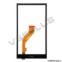 Тачскрин (сенсор) HTC Desire 826 Dual Sim, черный
