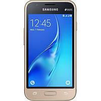 Смартфон Samsung SM-J105HZDDSEK gold