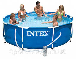 Каркасный бассейн Intex,  305*76 см
