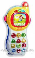 Joy Toy Развивающая игрушка Умный телефон на русском языке