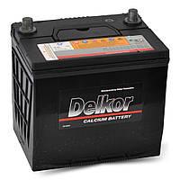 Аккумулятор Delkor 6CT-65