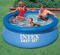 Бассейн INTEX круглый Easy Set 244х76 см (фильтр) 28112/5697270/54946