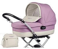 Люлька для коляски «Peg-Perego» Culla Auto RO43-PL66 с сумкой, цвет розовый (INCB770071RO43PL66)