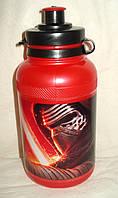 "Бутылка ""Star Wars (Звёздные войны)"", ТМ ""Stor"" (Испания), цвет красный"
