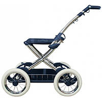 Аксессуар к коляске «Peg-Perego» (ICCL0001LC) шасси Classico Velo 58.5 Chro.Navy, цвет (сине-белый)