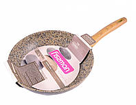 Сковорода для жарки 26x5,5 см. IMPERIAL GOLD (алюминивая с антипригарным покрытием)