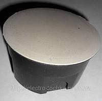 Распределительная коробка d-80 с крышкой (штукатурка)