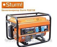 Генератор бензиновый  2800 Вт 68дБ Sturm  PG8728