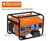 Генератор бензиновый  Тип топлива АИ-92   2800 Вт Sturm PG8728 E